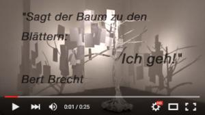 Link zum Video: Sagt der Baum zu den Blättern