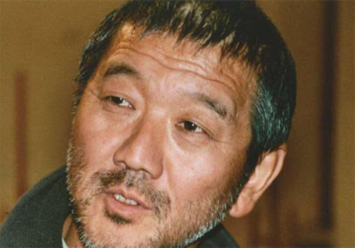 Portrait eines Mannes im mittleren Alter