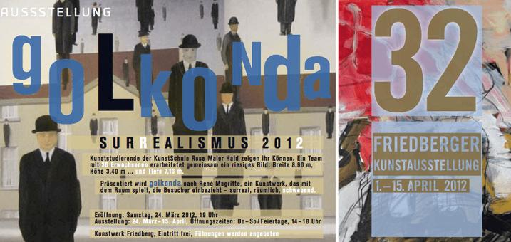 Infos zur Ausstellung golkonda aus 2012